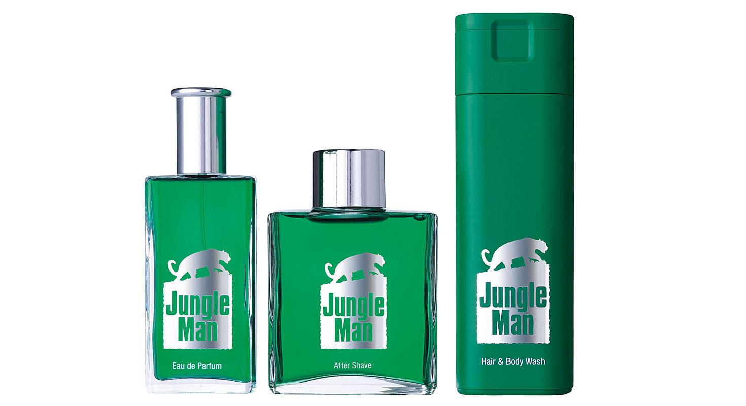 jungle man parfum von lr kaufen g nstig online. Black Bedroom Furniture Sets. Home Design Ideas