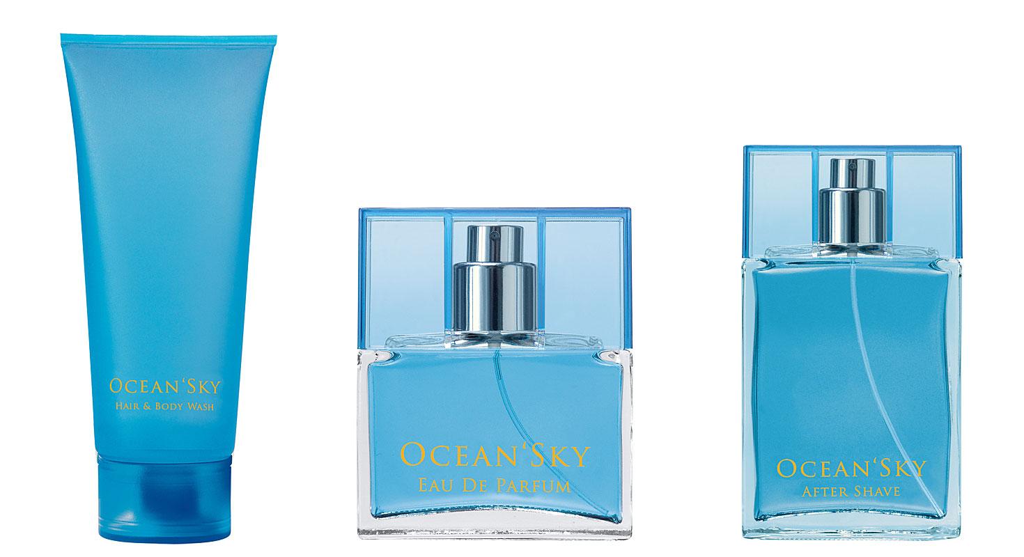 Ocean Sky Parfum